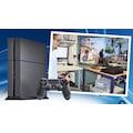 Sony PlayStation 4 Fat 500 GB  + 2 JOİSTİCK + 6 OYUNLU