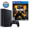 SONY PLAYSTATION 4 PS4 1 TB + C.O.D. BLACK OPS 4