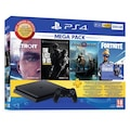Sony PlayStation 4 500 GB Slim MegaPack Oyun Konsolu Sony Eurasia