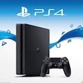 Sony Ps4 1 TB Slim + Pes19 +Eurasia Garantili - CUH2216A
