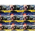 Sony PS4 PLAYSTATİON 4 500GB Oyun Konsolu 3 Oyun Hediye MEGA PACK