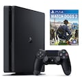 SONY PS4 SLIM 500 GB CUH-2218-AYENİ SLIM KASA + WATCHDOGS 2