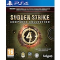 Sudden Strike 4 Complete Collection PS4  OYUN