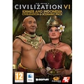 Sid Meier's Civilization® VI - Khmer and Indonesia Civilizatio