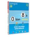 Tonguç Akademi 8. Sınıf 0 dan 8 e Hazırlık Seti Tüm Dersler 20-21