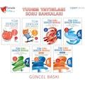 Tudem Yayınları 2,3,5,6,7 ve 8.Sınıflar Tüm Dersler Soru Bankası