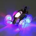 Uzaktan Kumandalı Takla Atan Işıklı Akrobat Oyuncak Araba DASHER