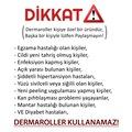 🧿YENi🧿MYROLLER DERMAROLLER 540 İĞNELİ DERMA ROLLER cilt