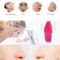 Titreşimli Yüz Cilt Temizleme Cihazı Yüz Aleti Makyaj Temizleyici