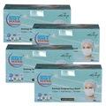 Kgt Mask 3 Katlı Cerrahi Maske 50 li x 4 Adet (200 Adet)