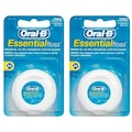 Oral-b Essential Diş İpi 50 Metre 2 ADET