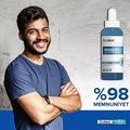 Biohira Mavi Su Saç Bakım Serumu+Dermaroller SKT:10/2022