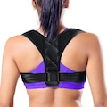 Yeni Model Dik Duruş Aparatı Kamburluk Önleyici Posturex Korse
