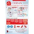 ORİJİNAL 540 İĞNE TİTANYUM DERMAROLLER DERMACiLD DERMA ROLLER FDA