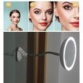 LANDOFMYTH- 23 LED Işıklı Banyo Makyaj - Tıraş Aynası 10X HD ZOOM