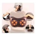 Relax Ovmalı Masaj Yastığı Ayak Bel Boyun Sırt Vücut Omuz Aleti