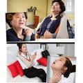 Relax Ovmalı Isıtmalı Boyun SırtBel Omuz Cihazı Bacak Masaj Aleti