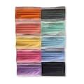 İon Renkli Maske GÖKKUŞAĞI 10 renk 10 lu kutulu 10 Paket 100ad