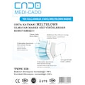 MEDİCADO Tip2R Meltblown Mikrofiber Ultrasonik Cerrahi Maske