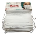 SOLY 3 Katlı Burun Telli Tam Ultrasonik Cerrahi Maske 50Adet