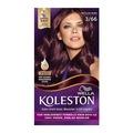 Koleston Set 3.66 Patlican Moru Saç Boyası Wella