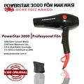 PowerStar 3000 ( jhonson Motor ) Fön Makinası