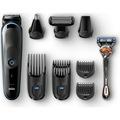 Braun MGK 5080 Erkek Bakım Kiti AutoSense Teknoloji Siyah&Mavi Ka