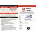 Moser 1400-0050 Saç Sakal Kesme Makinesi + Tarak Seti Hediye