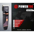 Powertec TR 3200 Çift Bataryalı Saç Kesme Makinesi