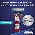 Head&Shoulders Şampuan+Gillette Mach3 Tıraş Makinesi +Jel