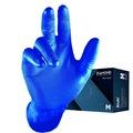 Beybi Diamond Pudrasız 50 Li Mavi Nitril Eldiven S/M/L