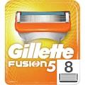 Gillette Fusion Yedek Tıraş Bıçağı 8'li Karton Paket