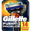 Gillette Fusion ProGlide Yedek Tıraş Bıçağı 14'lü Karton Paket