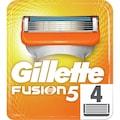 Gillette Fusion5 Yedek Tıraş bıçağı 4 lü