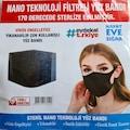 Nano Teknoloji Filtre Maske - Korumalı Virüs Maskesi