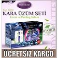 Üzüm Çekirdeği Kremi Seti - Mecitefendi - 200 ML - Peeling Sabunu