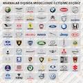 Araç Logolu Plaka Anahtarlık | İsim ve Telefon Baskılı