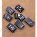 Kişiye Özel İsimli Siyah Metal Çakmak (CKMK00001)
