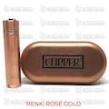 Kişiye Özel İsminizin Yazdığı Clipper Metal Çakmak Metal Kutuda