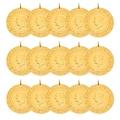 15 Adet Eski Tarihli Çeyrek Altın