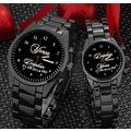 Sevgililer Günü Hediyeleri Sevgili Saatleri Çift Kombini saati