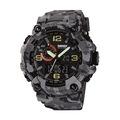 SKMEI 1520 Alarmlı Kronometreli Erkek Kol Saati - 7 Renk Seçeneği