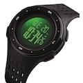 SKMEI 1537 Erkek Kol Saati LED Işıklı - 3 Farklı Renk Seçeneği