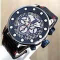 Toms TM71725-731-A Kronometreli Erkek Kol Saati