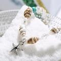 Denizyıldızı Kabuklu Bileklik Halhal