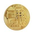 BitCoin Madeni Hatıra Parası Coin Cash Para