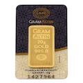 20 Gram Külçe Altın 24 Ayar