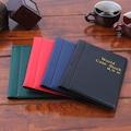 Madeni Para Albümü 120 Adet Para Kapasiteli - 4 Farklı Renk