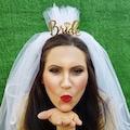 Gelin Tacı, Bride To Be Taç, Bekarlığa Veda Nedime Taçı