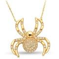Örümcek Altın Kolye
